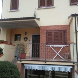 Rif. V069 Indipendente villetta caposchiera zona San Francesco L'Aquila