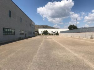 RIF. V091   Modernissimo capannone Industriale  L'Aquila