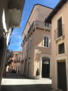 Appartamento centro storico L'Aquila Via Tre Marie